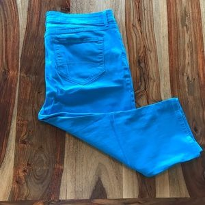 NYDJ cropped pants - 18W
